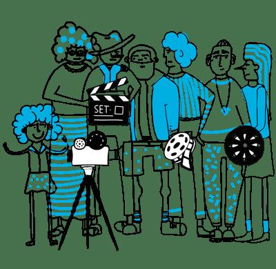 Films for Transparency - Haz Corto con la Corrupción (18 cortometrajes)