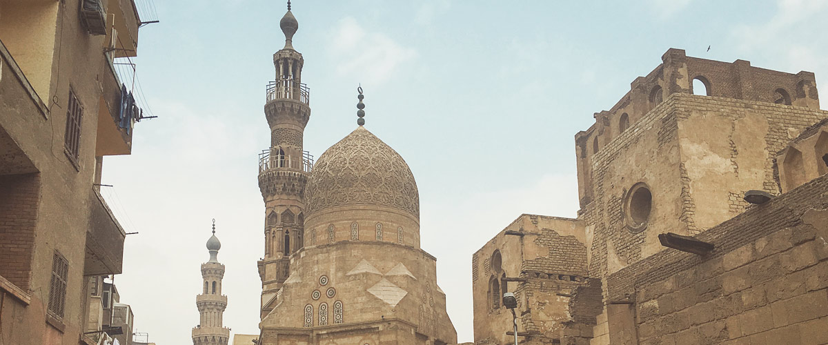 Egypt's Young Preservationists Shut Out by Old Guard