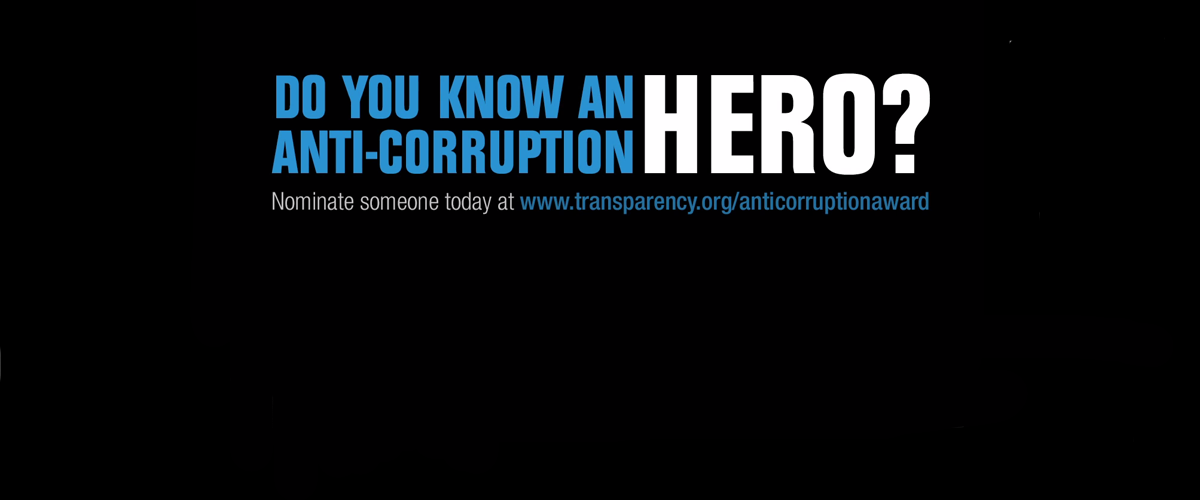 Who is Your Anti-Corruption Hero?