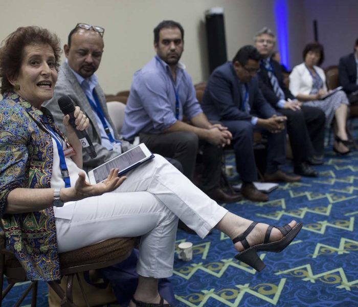 On top of the anti-corruption struggle in Latin America