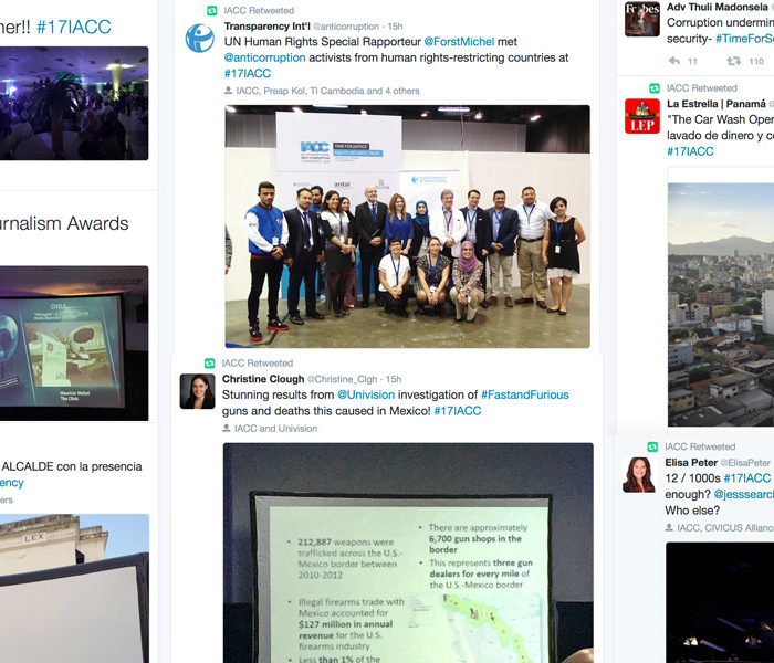 #17IACC day 3 highlights – tweets and pics