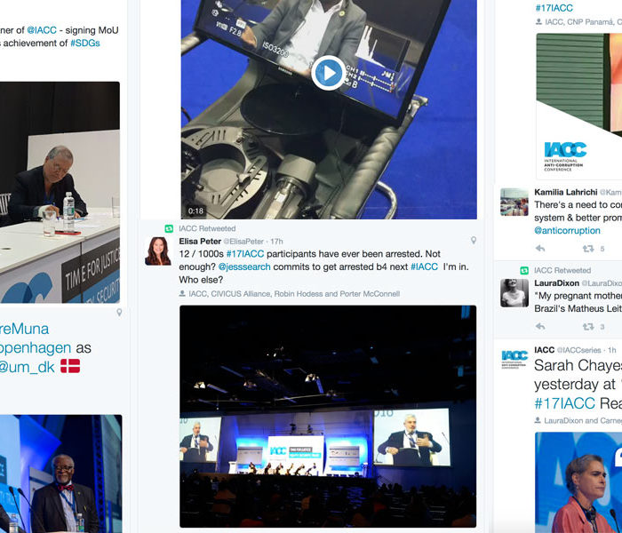 #17IACC day 4 highlights – tweets and pics