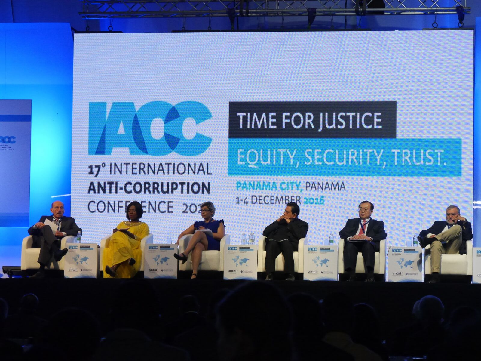 """In era of mistrust, panelists say it's """"Time for Justice"""""""
