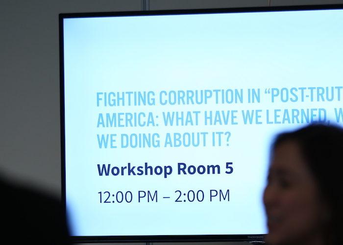 5 Takeaways: Fighting Corruption in Post-Truth America
