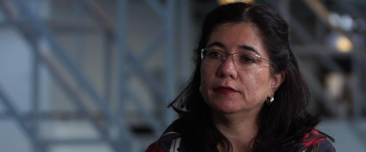 Through Her Eyes: Claudia Escobar – Interview
