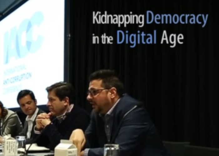 Kidnapping Democracy in Digital Age