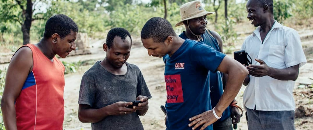 Weary of Watching Corruption Stifle Development, Young Nigerians are Using Technology to Fight Back