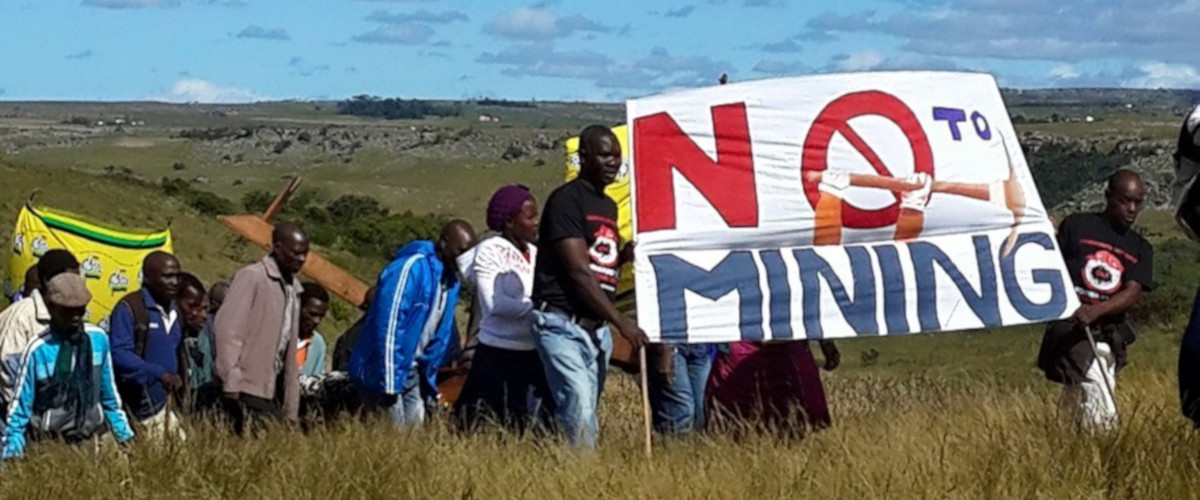 Corruption Impeding on Human Rights in South Africa's Mining Sector