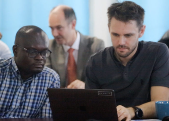 In Ghana, Technology Partners with Citizens and Media to Fight Corruption