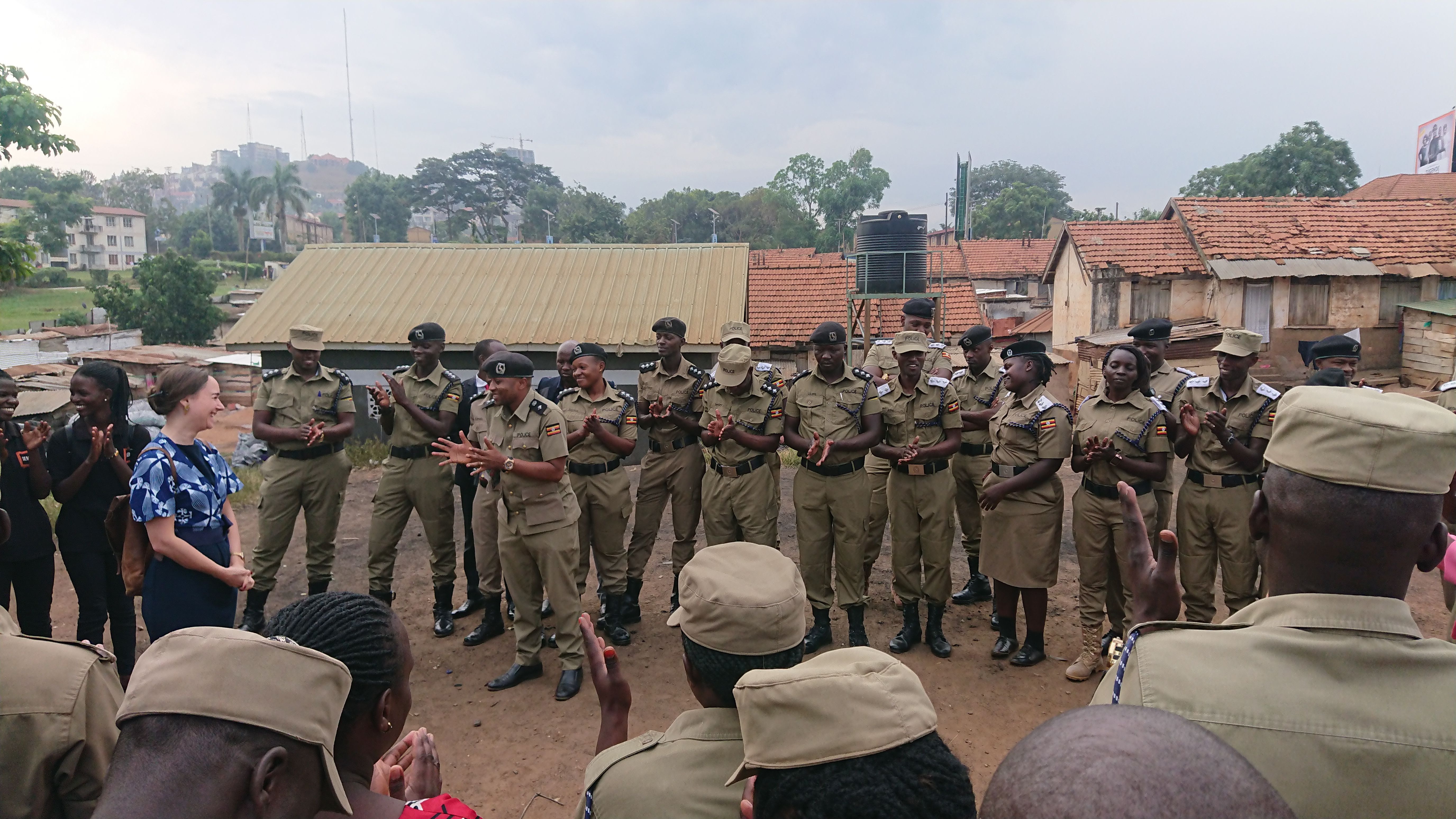 From data-to-action: how can we close the feedback loop for Ugandan police services?