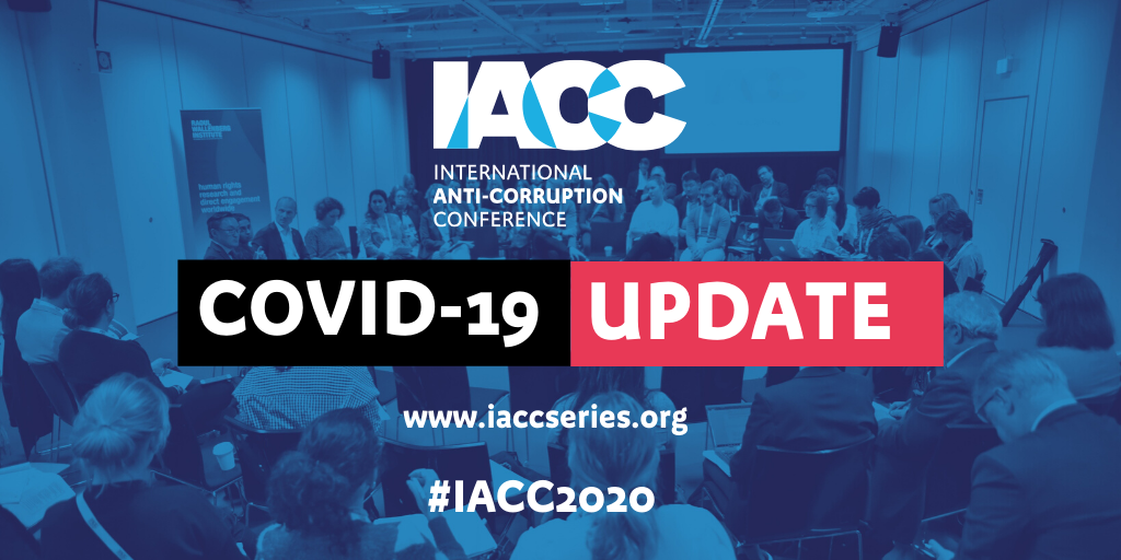 COVID-19 update IACC2020