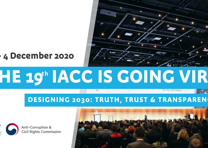 The 19th IACC goes online