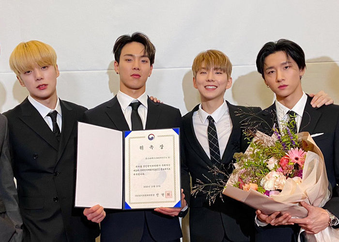 K-pop superstars Monsta X appointed as honorary ambassadors for 19th IACC